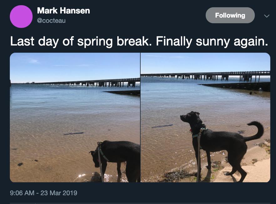 Hansen's final post